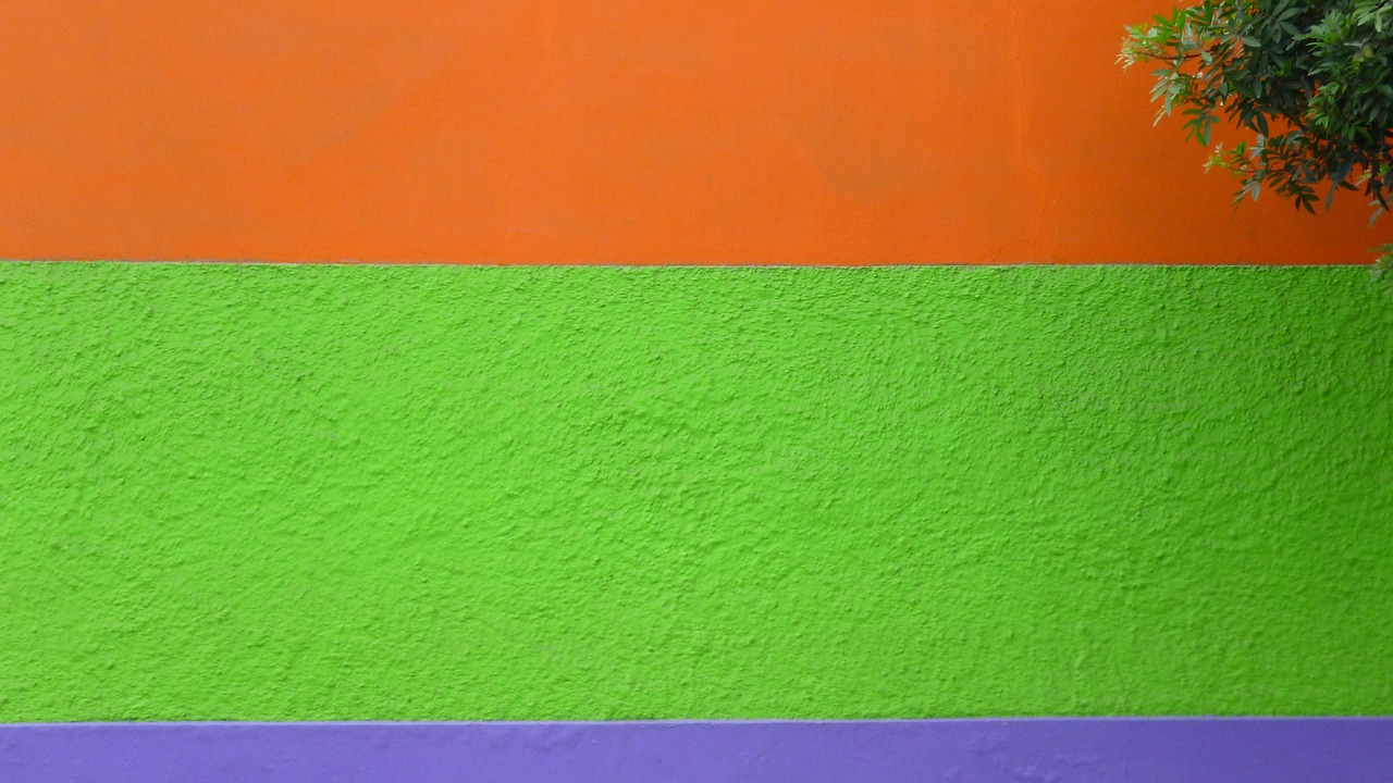 kolory ścian w mieszkaniu