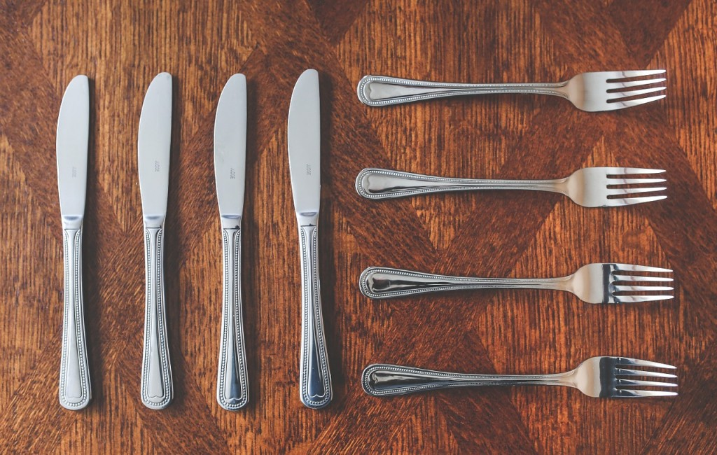 Wyroby ze srebra w twojej kuchni