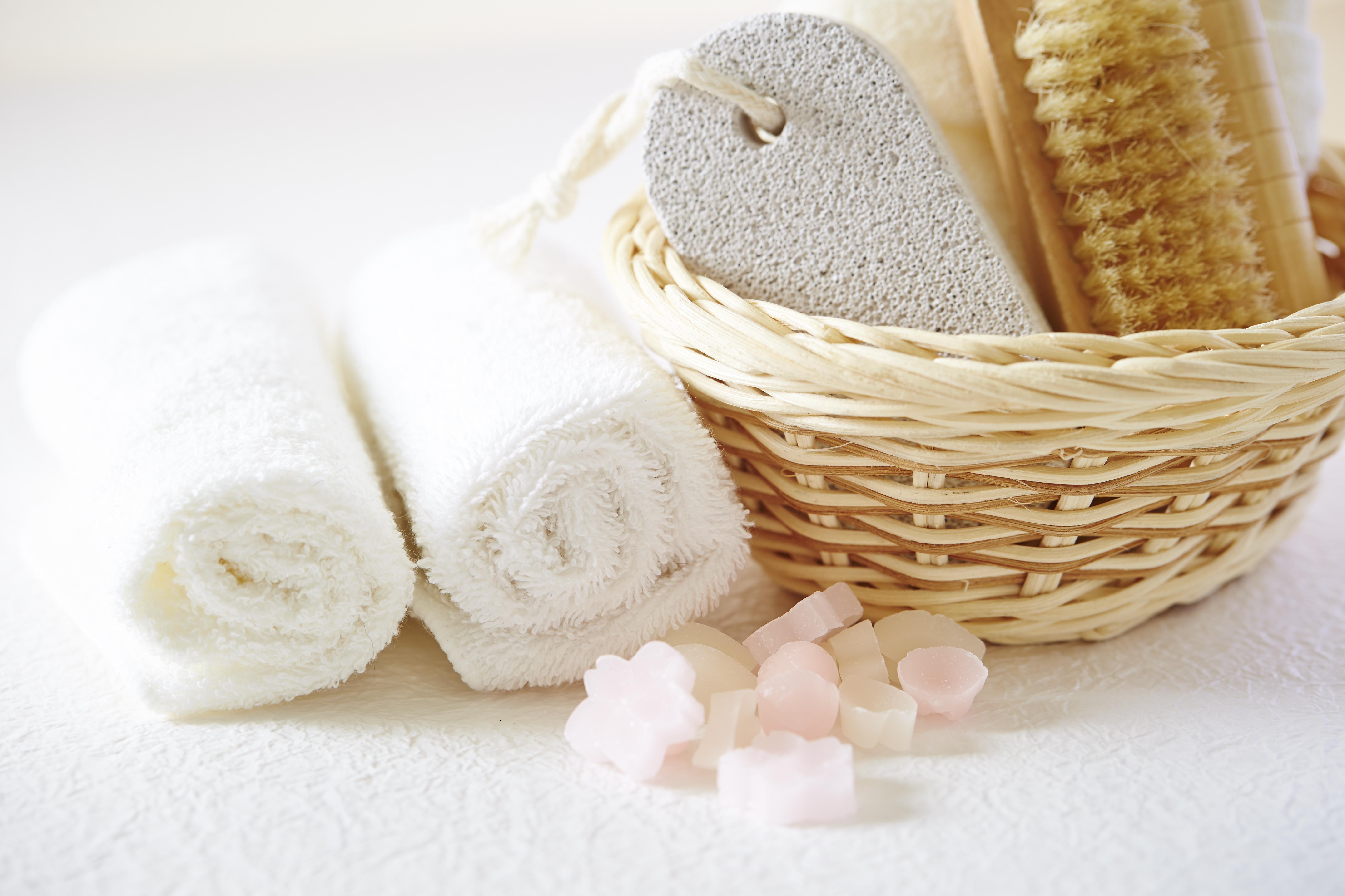 materiały higieniczne