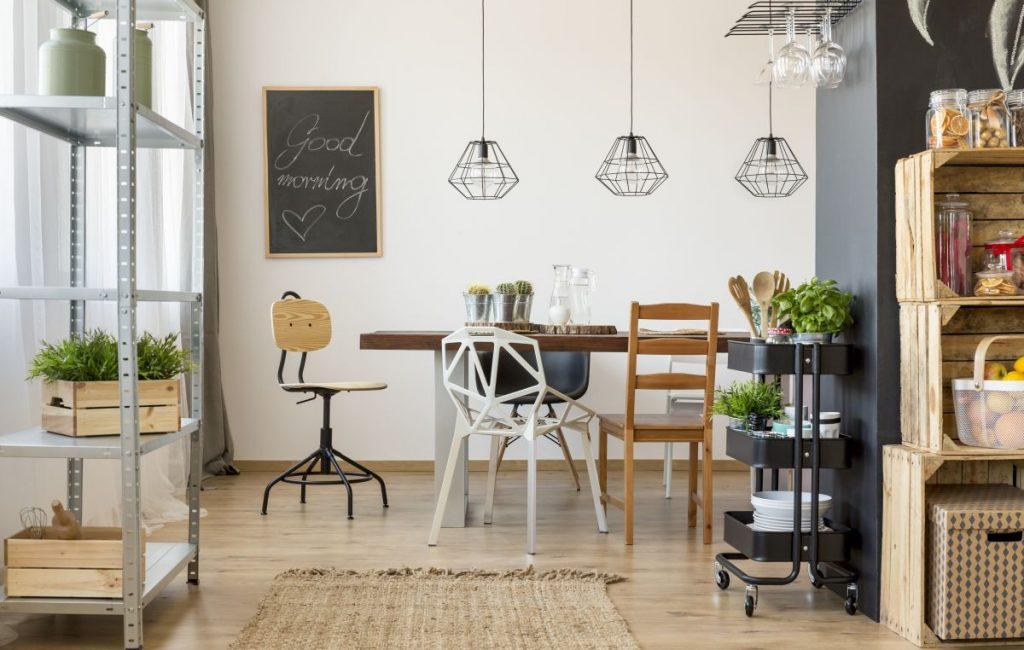 Lampy metalowe – hipsterski styl na każdą kieszeń