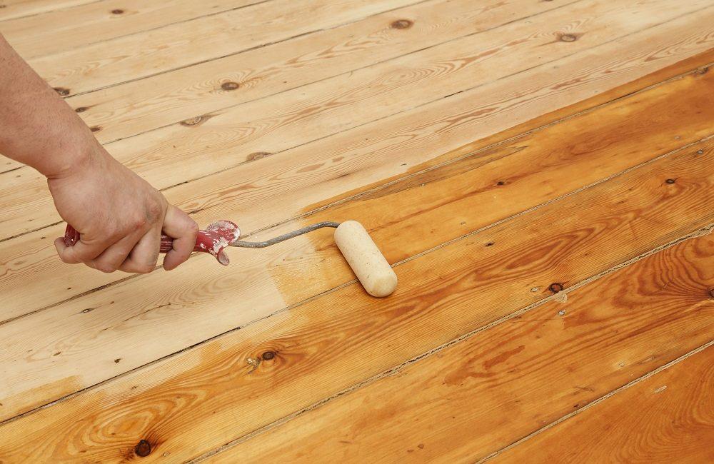 Malowanie drewna – co to daje?
