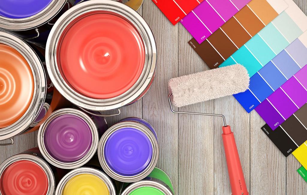 Farby do ścian – jak wybierać