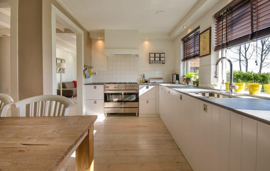 Oryginalne pomysły na dekorację kuchni